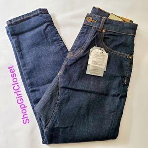 Zara Boys Drop Crotch Jeans sz 10 NWT
